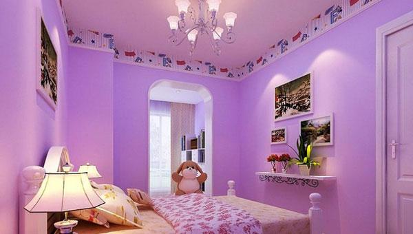 六款儿童房交换空间装修效果图
