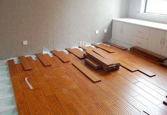 木地板验收