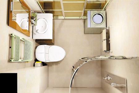 厕所 家居 设计 卫生间 卫生间装修 装修 450_301