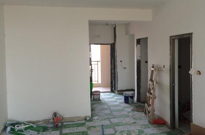 瓷砖胶施工工艺     各种墙面施工工艺流程     花板和墙面的漆饰施工