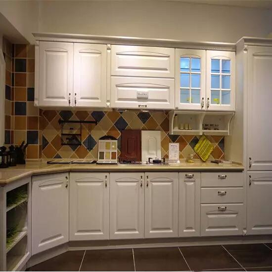 浅谈美式厨房设计02独家气质温度空间-装修保障网