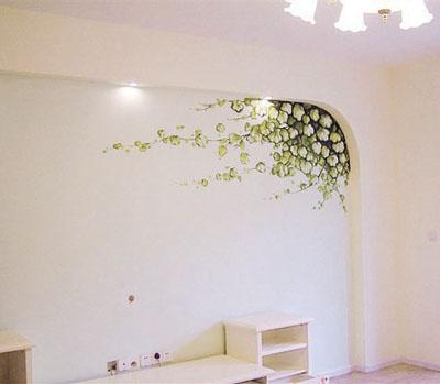 手绘墙画的设计应注意哪些
