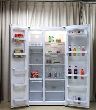 西门子双开门冰箱尺寸详情介绍