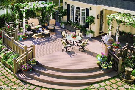 欧式别墅庭院景观设计风格的特点及方法