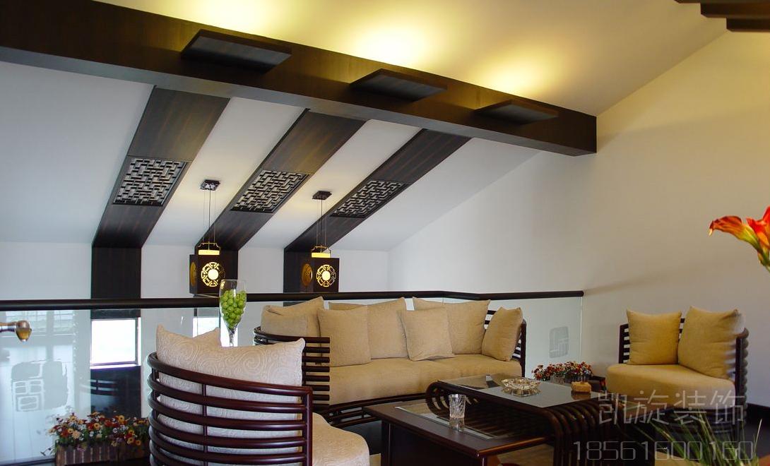 顶层阁楼装饰-装修保障网