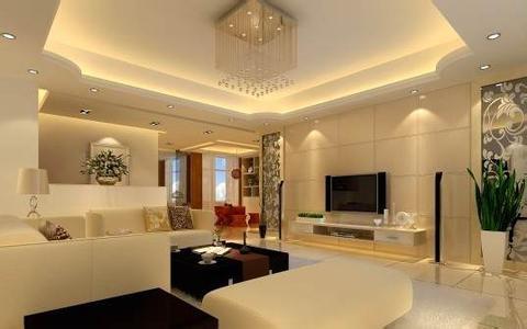 客厅天花吊顶设计方法