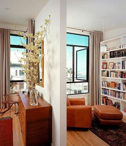 书房设计效果图 打造私人空间