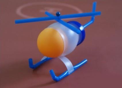 家居diy:牛奶饮料瓶手工制作玩具小飞机