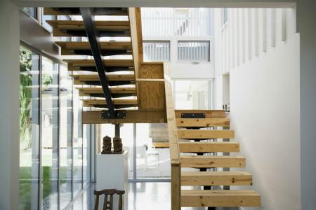 交换空间之小复式楼梯的别样装修!
