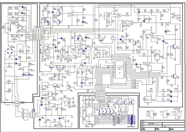 富士宝电磁炉怎么样 富士宝电磁炉电路图