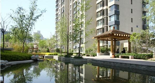 北京新天地小区