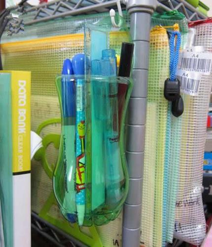 家居diy:矿泉水瓶废物利用手工制作-装修保障网图片