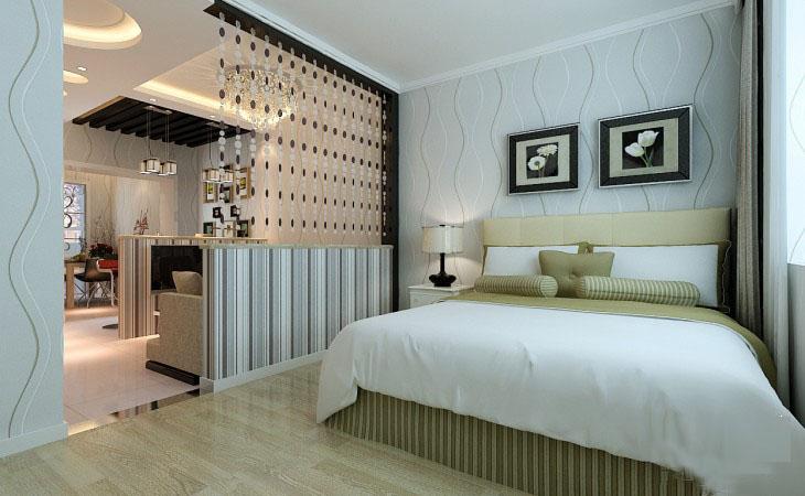 客厅卧室隔断设计如何展现出来?需3大妙招