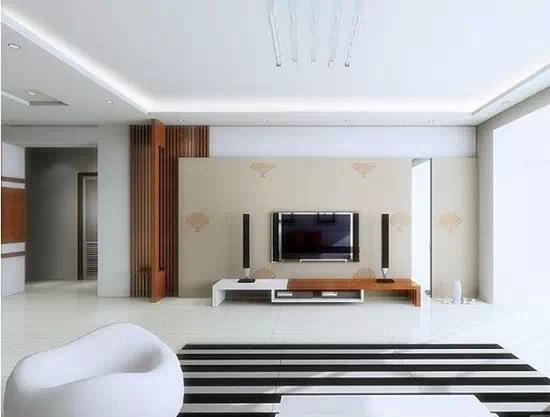 交换空间客厅设计 独特的家居装修效果