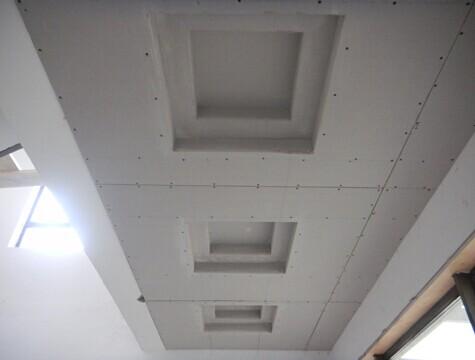 石膏板吊顶如何施工最安全?-装修保障网