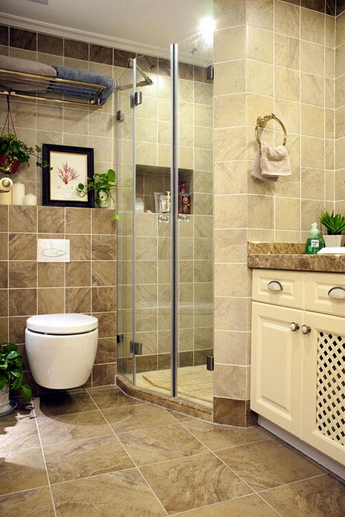 厕所 家居 设计 卫生间 卫生间装修 装修 500_748 竖版 竖屏