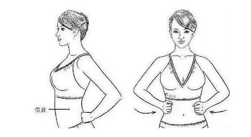 經過從古自今許多人的實踐,拍打帶脈不論是對減肥排毒美容,還是婦科病圖片