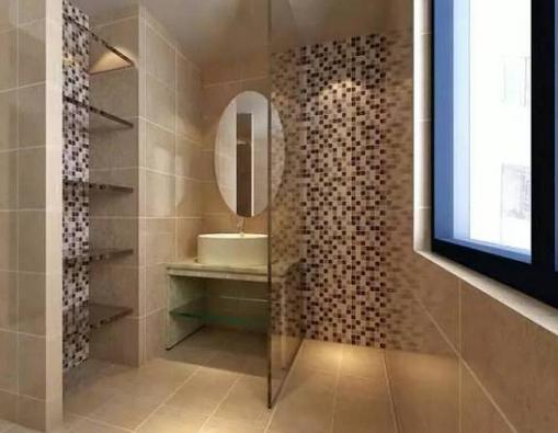 一些凹进去的墙体,安插玻璃或者木质隔板,做成柜子什么的.图片