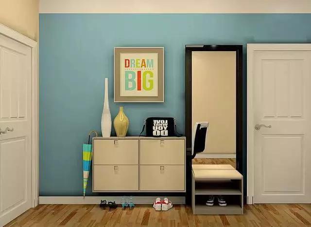装修房子鞋柜设计图