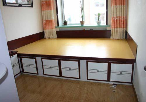 卧室炕床装修设计 卧室炕床装修效果图