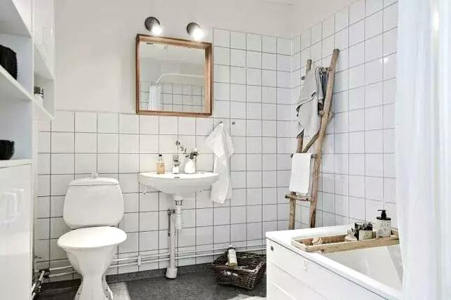 84平北欧风格两居室装修 小户型的新风向