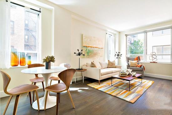北欧风格客厅装修客厅实景图客厅实景图-全风格客厅装修设计 客厅实