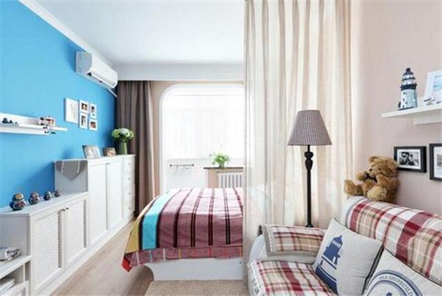 各种小卧室装修技巧 让小卧室显大爱