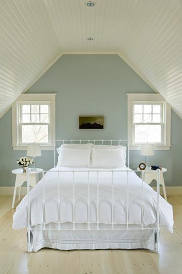 12款美式风格卧室美照