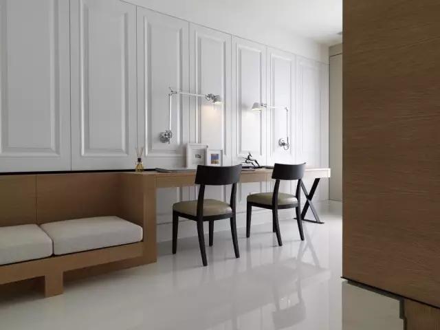 123平现代简约风格案例 营造舒适温馨的生活住宅