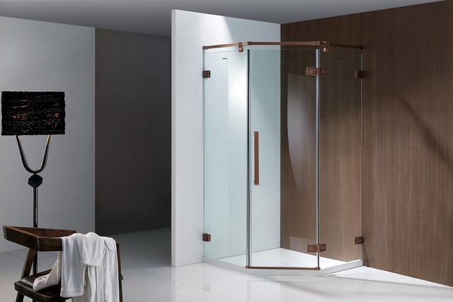 蹲位淋浴房卫生间的好处 蹲位淋浴房卫生间装修高清图片