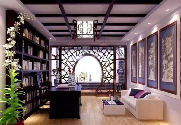古典書房裝飾細則