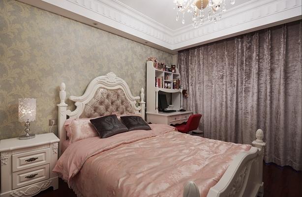 欧式风格卧室装修搭配 欧式卧室装修实景图