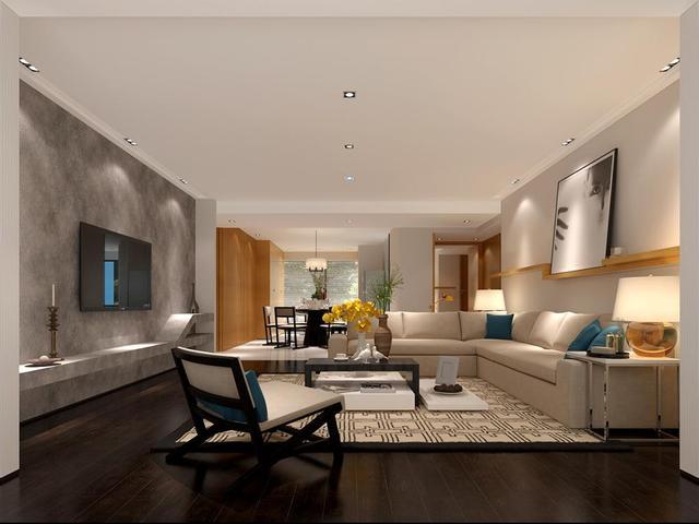 39款现代简约风格客厅装修 哪一款是你的菜