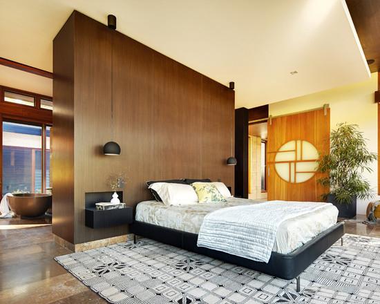 古风漂亮卧室装修设计 古风漂亮卧室效果图片