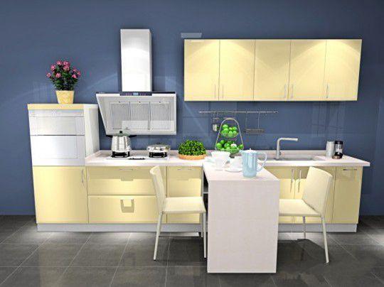 八平方厨房装修效果图