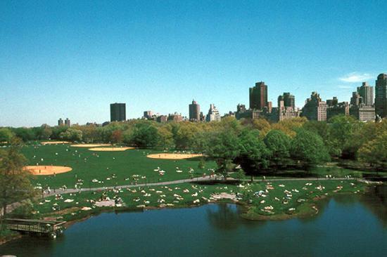 景观设计赏析——纽约中央公园图片