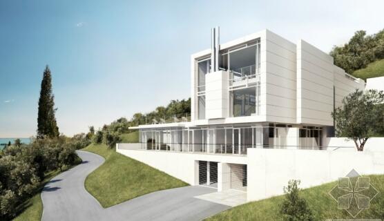长方形别墅外观设计风格也分很多种,不同风格的设计侧重点都会有