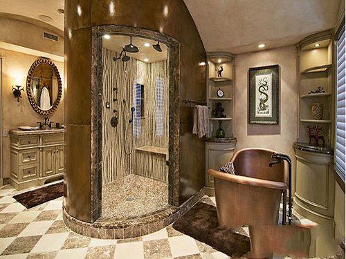 高档酒店卫生间装修设计 高档酒店卫生间图片