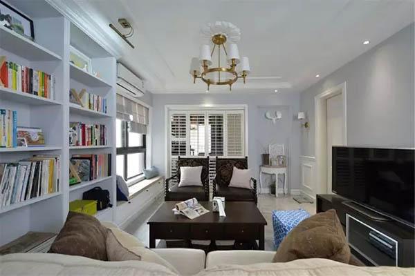 书房设计图欧式小房间