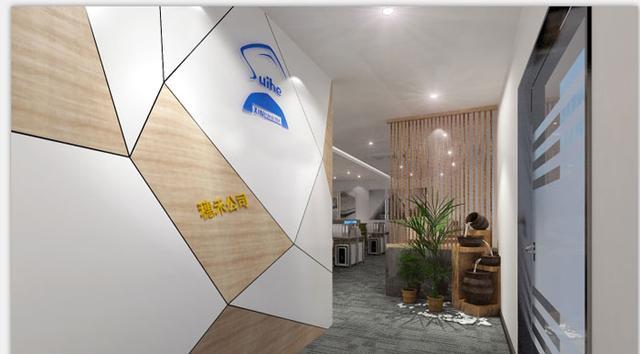 270平方小型办公室装修案例效果图 优质舒适办公环境