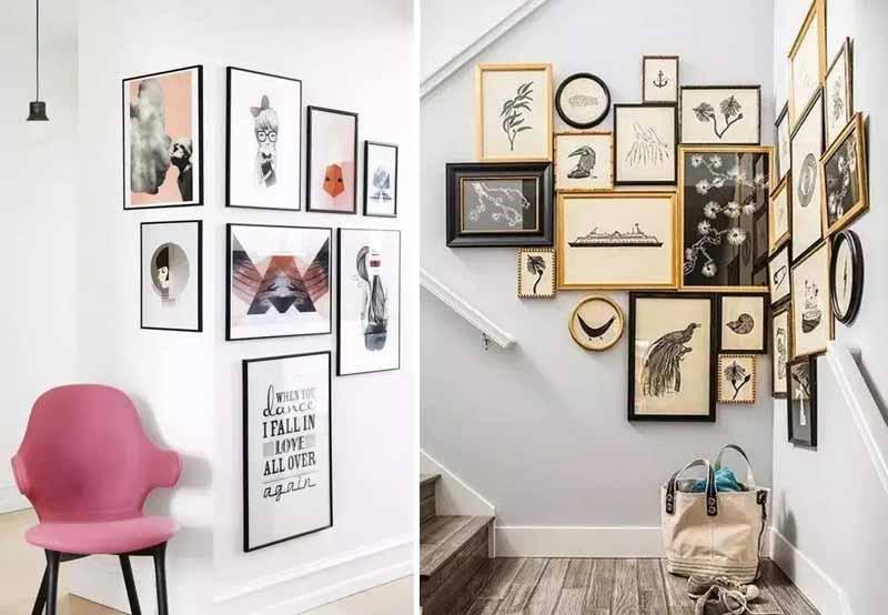 客厅墙角装饰设计 客厅墙角装饰效果图