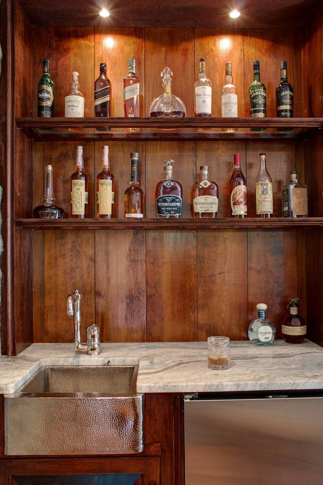 家庭酒吧设计装修灵感 款款惊艳!