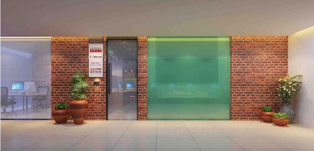 220平方小型创意办公室装修效果图 满足用户所有需求