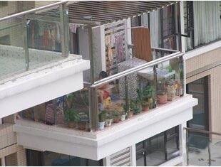 错层阳台装修效果图