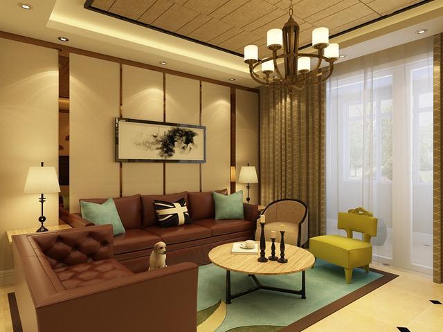 混搭风格家居设计 不同风格相互借鉴的家居