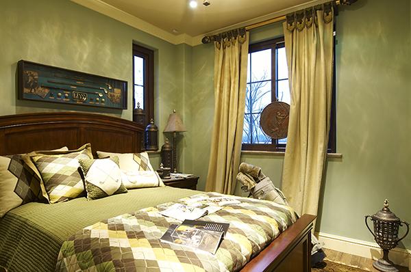 260平复式欧式风格案例 既是奢华又是温馨
