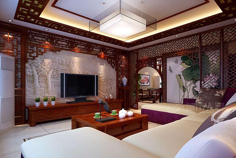 中式别墅装修怎么做