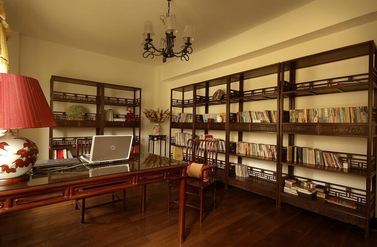 大书房装修效果图欣赏
