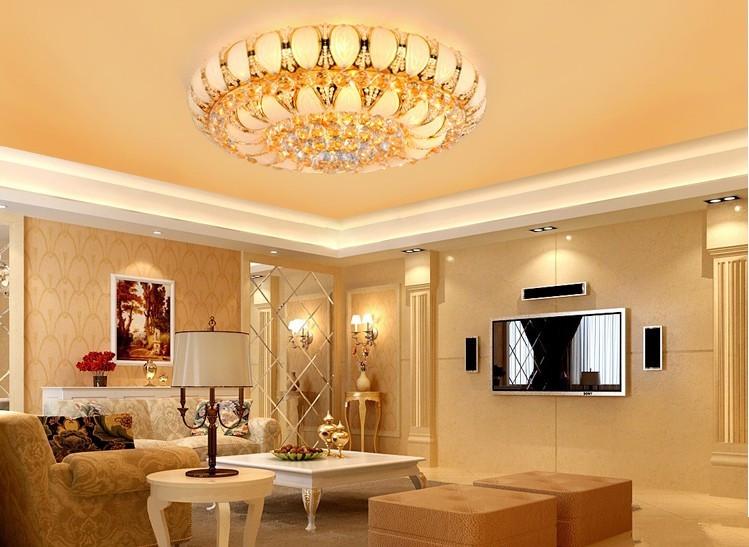 客厅吸顶灯安装要点 吸顶灯保养说明