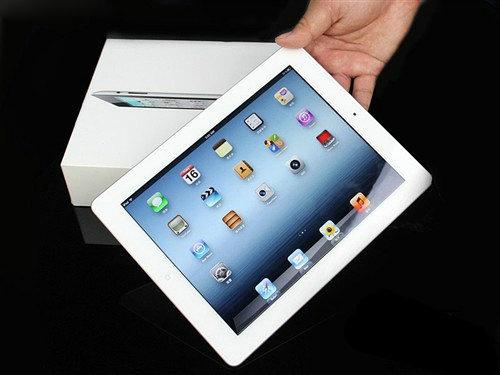 是苹果公司推出的小尺寸触控屏 平板电脑